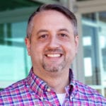 Tim Parsons serves as lead pastor at The Journey Church outside Indianapolis, a host site for the GLS. His passion is to help people lead better—at work and at home.